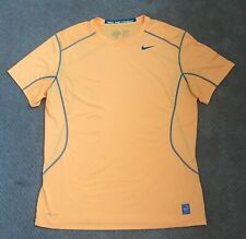 Nike Pro Combat Men's Fitted Dri-Fit Shirt Size Extra Large