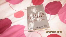 ELIZABETH, A BIOGRAPHY OF HER MAJESTY THE QUEEN by Sarah Bradford