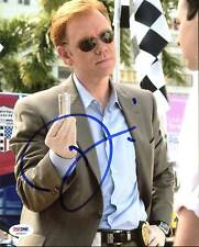 David Caruso CSI: Miami Authentic Signed 8X10 Photo Autographed PSA/DNA #X35825