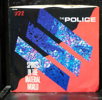 """The Police - Spirits In The Material World Mint- 7"""" Vinyl 1981 A&M Promo 2390-S"""