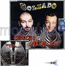 "GIGI D'AGOSTINO MOLELLA ""SOLEADO"" RARE CDM ITALY 2004"