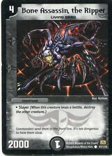 Duel Masters-Karte - Bone Assassin, the Ripper