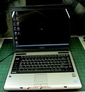 Toshiba Satellite Laptop - A135-S2376 - Celeron M 520 - 1GB - 100GB - Vista
