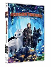 Dvd Dragon Trainer: 3 Il Mondo Nascosto (2019) .........NUOVO