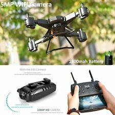 20 mins Battery 5MP 1080P 110°Wide-angle Lens HD Camera Drone Quadcopter KY601SW