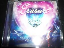 Erasure ‎– Light At The End Of The World CD – Like New