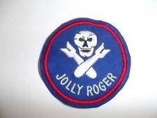 b4439 WW2 US Army Air Force Bomb Squadron 90th Bomb Group Jolly Roger Dk b R11C