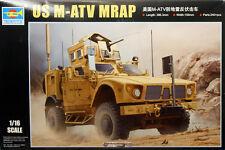 SALE PRICE- Trumpeter Big 1/16 Scale Oshkosh M-ATV MRAP US Army Armored Vehicle