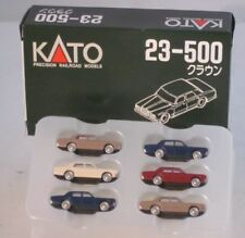 N Scale Toyota 6 pack- Kato