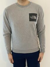 The North Face Men's Sweat Crew Neck Sweatshirt Logo Pullover Size- Medium