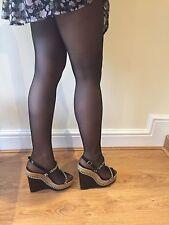 Christian Louboutin Summer Heels,Black, Size 40, Uk 7