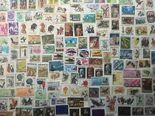 500 Different Rwanda Stamp Collection