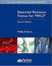 Essential Revision Notes for MRCP 2nd Edition-ExLibrary