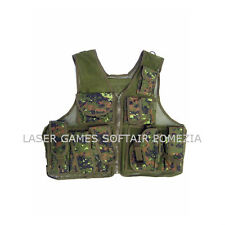 GILET TATTICO TACTICAL VEST ROYAL 06557 MARPAT SOFTAIR E MILITARI