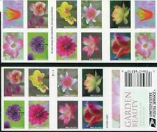 New Garden Beauty Forever Stamps - Booklet of 20 (2021 issue) 10 Different Stamp