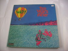 TEN YEARS AFTER - WATT - LP VINYL UK PRESS 1970 EXCELLENT CONDITION