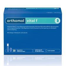 ORTHOMOL Vital f 30 Trinkfläschchen PZN 01319689 plus GRATISPROBEN