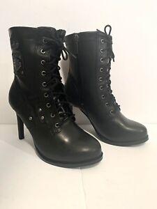 NEW Harley-Davidson Women's Motorcycle Boots D84447 Size 6 Medium