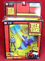 2004 Teen Titans Aqualad Vac-Cycle - Bandai - DC - New - MISB