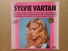 Sylvie Vartan 33T LP Compilation Impact il revient lalala fini de pleurer ..