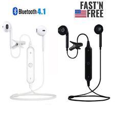 Wireless Bluetooth Headset Stereo Headphone Earphone Sport fr iPhone Samsung LG