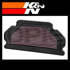 K&N Motorcycle Air Filter - Kawasaki ZX6R Ninja / ZX6RR Ninja (03-04) - KA-6003
