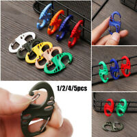 Tool Hanging Buckle Backpack Hook Quickdraws Keychain Carabiner Kettle Clip