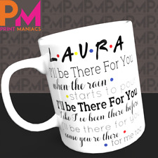 Personalised Friends Show Mug Cup Christmas Birthday Present Gift Friend HER HIS