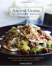 Ancient Grains for Modern Meals: Mediterranean Who