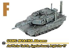 Dragon Can.Do 1/144 Scale USMC 2nd Marine Desert M1A1HA Abrams Tank 20041F