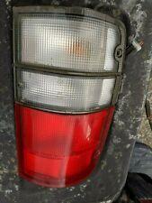 2000 2001 2002 ISUZU RODEO PASSENGER RIGHT SIDE TAIL LIGHT OEM