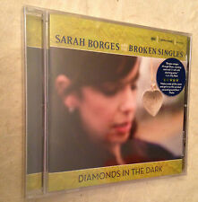 SARAH BORGES CD DIAMONDS IN THE DARK SUG-CD 4028 2007 COUNTRY SONGWRITER