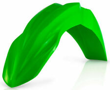 KAWASAKI KX450F 13-15  KX250F 13-16  FRONT FENDER MUD GUARD GREEN
