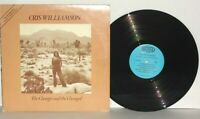 Cris Williamson Changer And The Changed LP VG+ Plays Well 1975 Olivia LF904