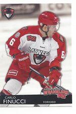 2012-13 Las Vegas Wranglers Carlo Finucci (Fife Flyers)