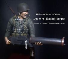 John Basilone | Bust | RESIN KIT 1/10 | Free Shipping Worldwide | 202