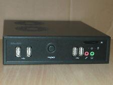 Shuttle XPC Slim Mini PC DS61 Intel Core i5 4x3GHz 120GB SSD 4GB RAM USB3 HDMI