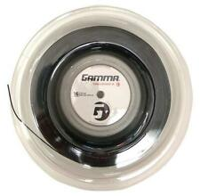 Gamma Challenger Synthetic Gut 16 Tennis String Reel (Black) Authorized Dealer