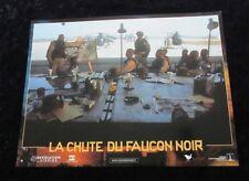 BLACK HAWK DOWN Lobby Cards RIDLEY SCOTT, EWAN McGREGOR French Set of 8 stills