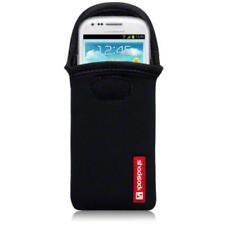 Shocksock Funda De Neopreno Para Samsung i8190 Galaxy S3 Mini/Negro