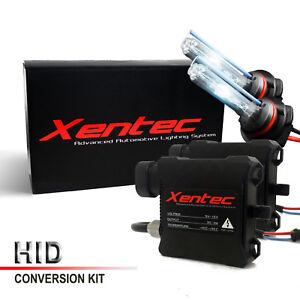 Xentec Xenon Light Slim HID Conversion Kit H8 H9 H11 Headlights Foglight