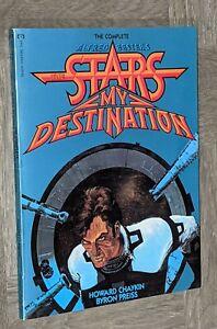 Alfred Bester's The Stars My Destination TPB Howard Chaykin Epic Comics 1992 VF+