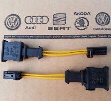Audi A4 B8 8K original Adapter für LED Kennzeichenleuchten Leuchten A5 S5 8T RS5