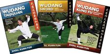 Wudang Martial Arts DVD Bundle (3 DVDs)
