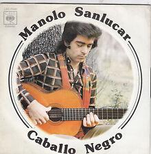 """Manolo Sanlucar - caballo negro / los fantasmas de la...45"""""""