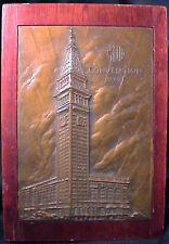 Rene Paul Chambellan Relief Cigarette Box MetLife Tower