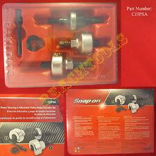 New Snap On Power Steering & Alternator Pulley Puller / Installer Set CJ3PSA