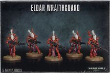 Games Workshop 46-13 Warhammer 40,000 Eldar Wraithguard (5) pcs