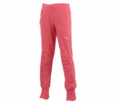 Girls' Cotton Blend Tracksuit Trousers (2-16 Years)