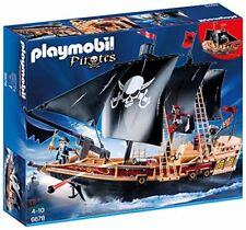 Playmobil -6678 - Bateau Pirates des Ténèbres